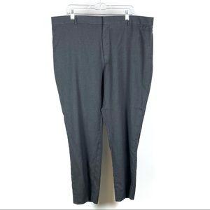 Kenneth Cole Awearness Men's Gray Dress Pants 1206